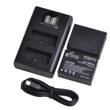 1380mAh NP NP W126S NP W126 W126 X Pro1 W126S Bateria + LED Duplo Carregador para Fuji Fujifilm X Pro1 XPro2 X T1 XT1 HS30EXR HS33EXR.