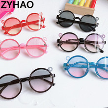 2020 Children Round Sunglasses kids Fashion Brand R