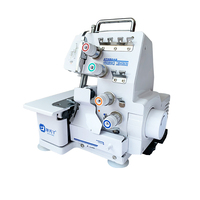 220V overlock sewing machine overlock sewing machine household electric small three thread four thread overlock sewing machine w