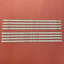 LED Backlight Strip (8) สำหรับ UN50J5200 UN50J5000AF UN50J5000 UN50J5300 BN96 37774A 37775A 38526A 38525A 2015 SVS50 FHD FCOM R5 L5