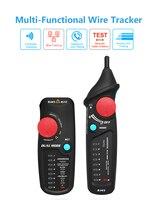 Dual Modus Netzwerk Kabel Tracker AIMOMETER FWT82 RJ45 RJ11 Telefon Draht Toner Ethernet LAN Tracer Analyzer Detector Linie Finder-in Leistungsschalter-Finder aus Werkzeug bei