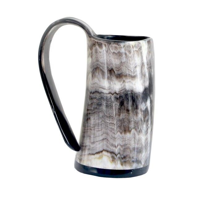 100% ручная работа Бык Рог кружка виски выстрел стаканы вино рог для напитков кружки викингов питьевые кружки