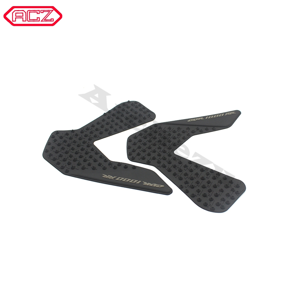 Moto Tank Pad Protector Sticker Decal Gas Knee Grip Traction Side for Honda CBR1000RR <font><b>CBR</b></font> <font><b>1000</b></font> <font><b>RR</b></font> <font><b>2017</b></font> 2018 2019 image