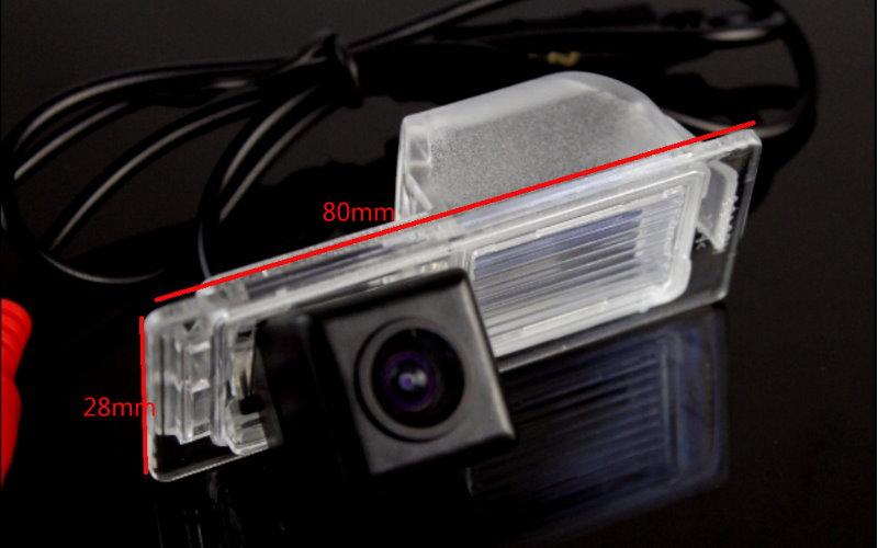LiisLee Car HD Reversing image Camera For Opel Mokka X 2012~2020 Night Vision WaterProof High Quality Dedicated Car Camera efwf