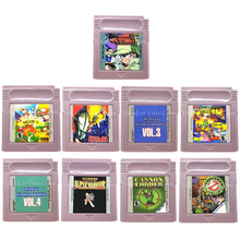 Console-Card Cannon Nintendo Cartridge Video-Game for GBC English Langauge-Edition Fodderseries