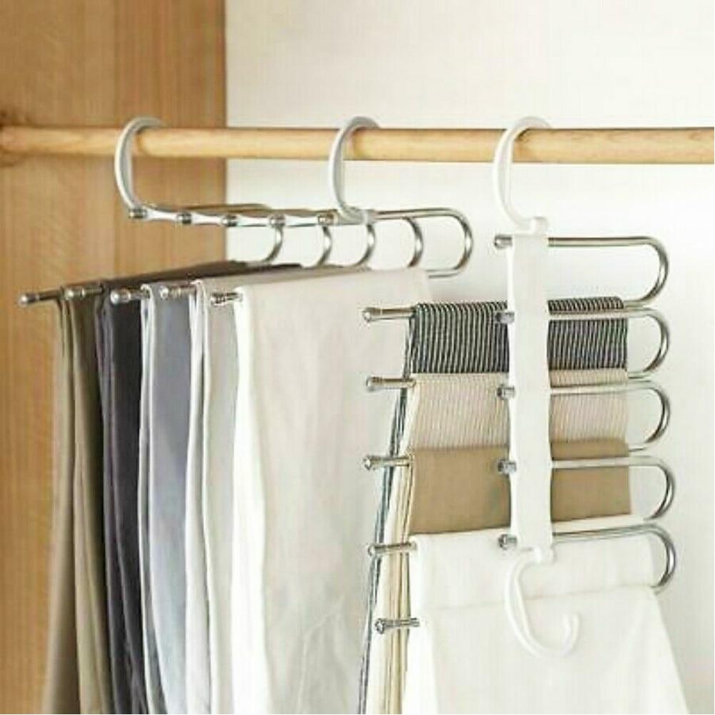 Multifunctional Clothing Rack