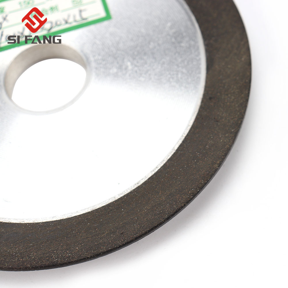 disco cortador de carboneto metal moedor buraco