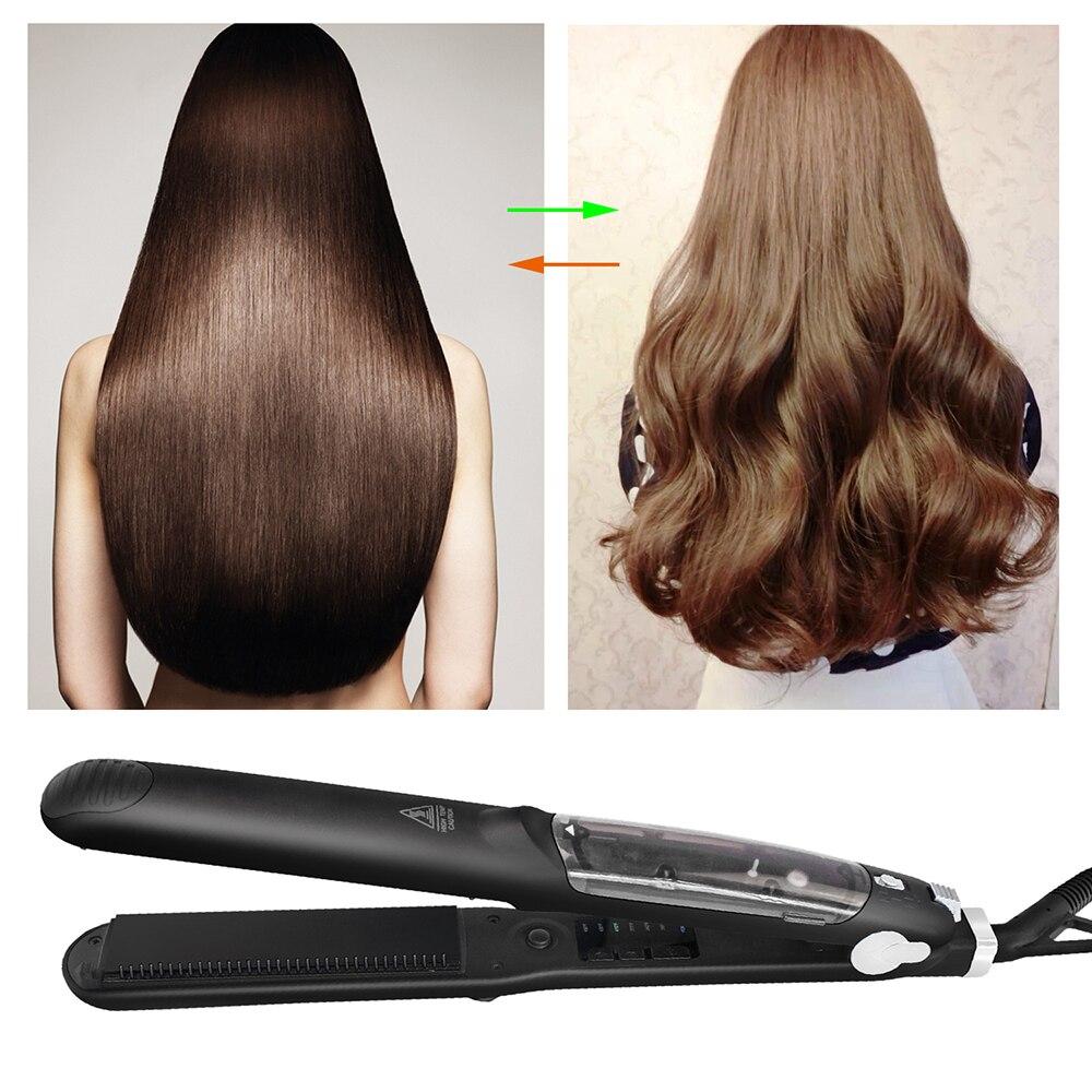 Alisador de cabelo profissional alisador de cabelo