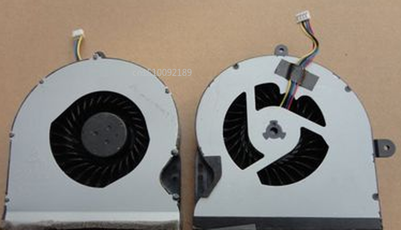 Free Shipping Cooling Fan For Asus ROG G751 JY G751ROG G751JT G751JZ G751JL G751JM G751JY KSB0612HBA03 12V 0.40A 13NB06F1P11011