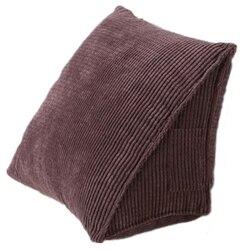 Czytanie oparcia poduszka klinowa poduszka pod plecy poduszka lędźwiowa łóżko krzesło biurowe poduszka wypoczynkowa poduszka pod szyję w Poduszki dekoracyjne od Dom i ogród na
