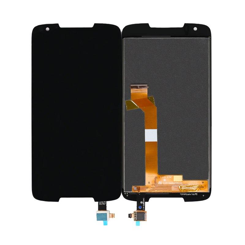 10 قطعة/الوحدة ل HTC الرغبة 830 شاشة الكريستال السائل مجموعة المحولات الرقمية لشاشة تعمل بلمس استبدال ل HTC 830 عرض شحن مجاني DHL EMS