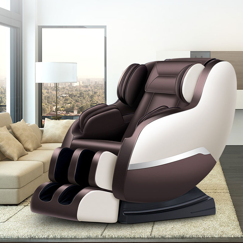Electric Massage Sofa Full Body Zero Gravity Low Noise Neck Waist Back Fully Automatic Household Massage Chair Health Care