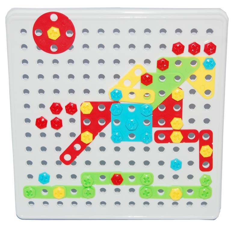 Flexible Magic Disk Educational Puzzle 63 Pattern Boxed Children Twist Screw Educational Puzzle Jigsaw Puzzle Toy