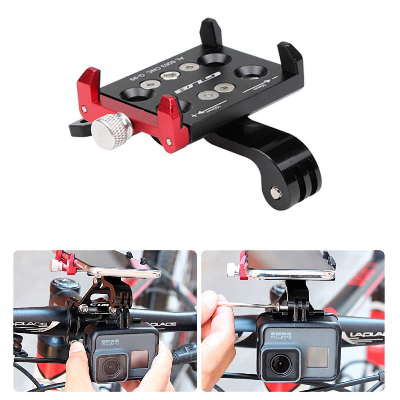GUB G-99 High-quality Durable Portable Practical bicycle scooter bracket Suitable For xiaomi Multifunctional Mobile Phone Holder image