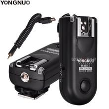 YONGNUO RF 603 II N3 Radio bezprzewodowy pilot zdalnego wyzwalacz lampy błyskowej dla Nikon D750 D610 D600 D3300 D3200 D3100 D90 Df D7500 D7200 MC DC2