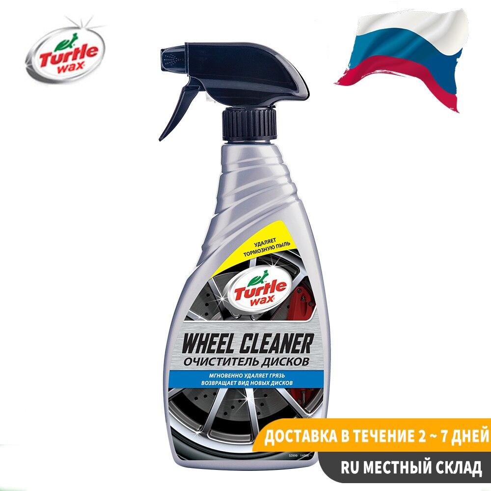 «Очиститель колесных дисков» WHEEL CLEAN 500 мл Turtle Wax FG7467 52999