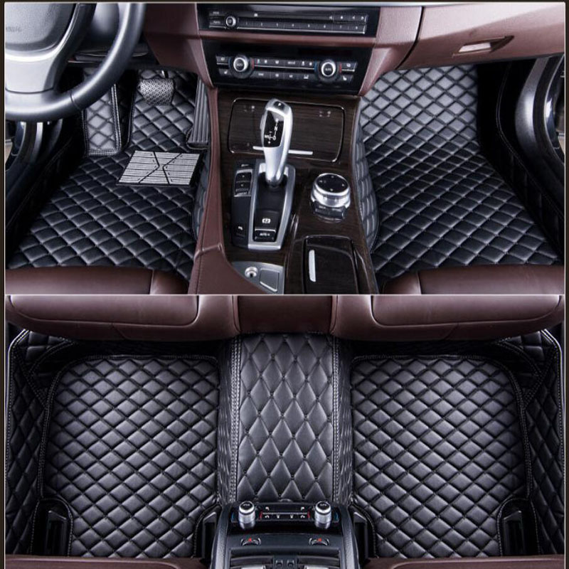 Car floor mats lada niva 4x4 2121 2123 2115 2110 2111 2112 <font><b>2113</b></font> 2114 2115 2116 2117 2131 Accessories auto mats image