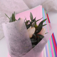 Wielofunkcyjny papier do pakowania kwiatów Eco do pakowania wygodne przydatne kwiaty papier do pakowania w opakowania kwiaciarnia papier DIY dostaw