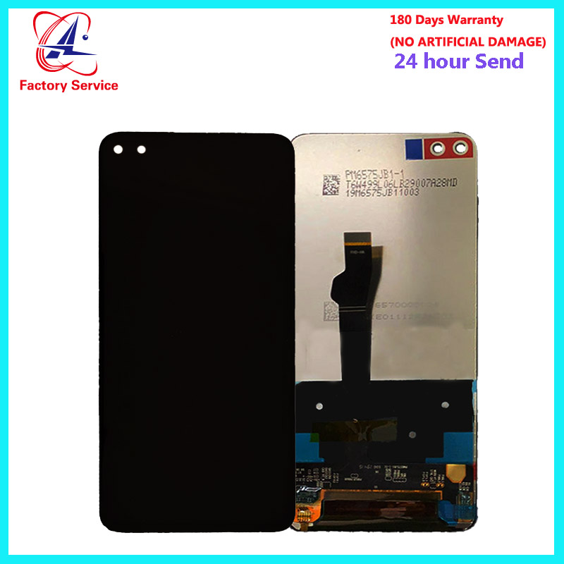 For Huawei Nova 6 Huawei Honor V30 View 30 LCD Screen Display+Touch Screen Digitizer Sensor Assembly Replacement