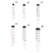 3/5/10/20/30/50ml reusável pequeno hidroponia plástico nutriente estéril saúde medição seringa ferramentas gato alimentação acessórios