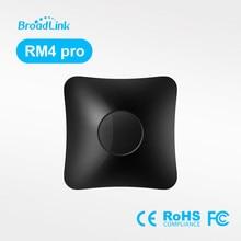 2020新バージョンbroadlink RM4プロrmプロ + スマートホームオートメーションインテリジェントユニバーサル無線lan + ir + rfスイッチリモコン
