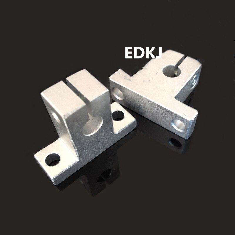 Details about  /Linear Shaft Support Bracket SK//SHF Ø8 10 12 13 16 20 25 30 35 40 50-60mm Bore