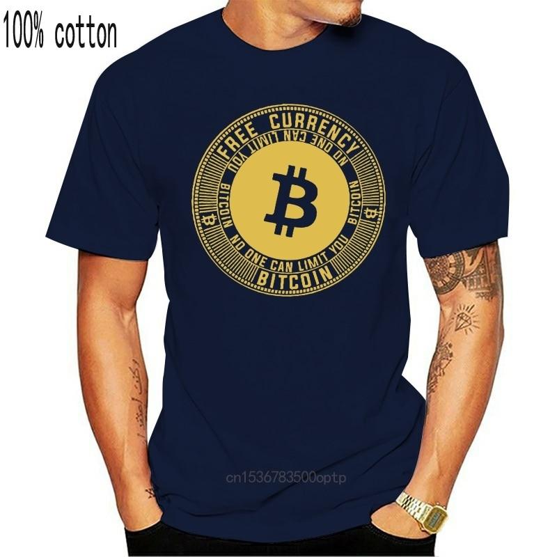 2019 yaz kısa kollu moda Tee gömlek Bitcoin crypto para erkek T-shirt siyah/altın boyutu: xs-xxl (BTC635)