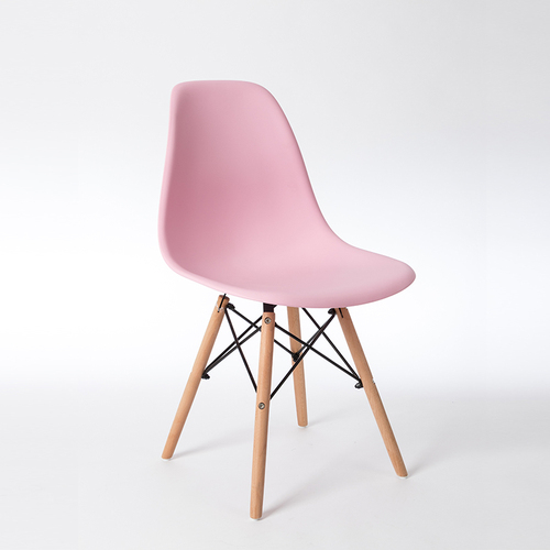 Скандинавские стулья для столовой, простые современные складные маленькие квартиры, ленивые домашние столы, задние пластиковые компьютерные кресла - Цвет: 5