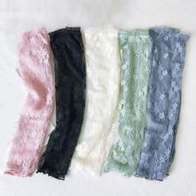 Летние перчатки с длинным рукавом для защиты от солнца женщин