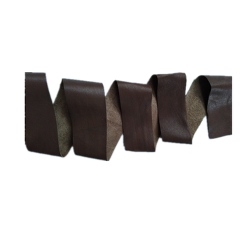 Brown sheepskin 0.4-0.8 mm clothing seam wrapping edge trim patch seam clothing fabric leather цена 2017