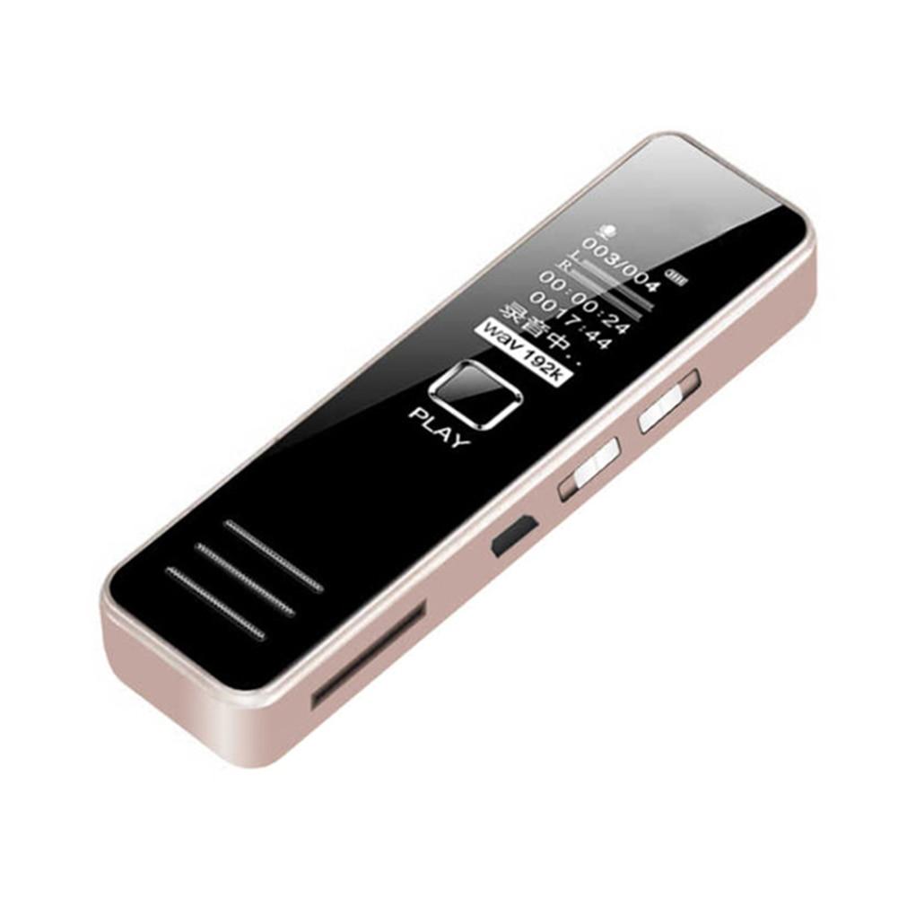 Цифровой мини диктофон с функцией звукозаписывающее устройство