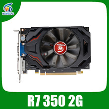 Graphics-Card Ati Radeon 2gb Gddr5 Gaming R7-350 Veineda 128bit for Independent-Game