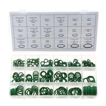 270Pcs Assortment Kit Car A/C System Air Conditioning O Ring Seals Set Tool New And High Quality Multifunction