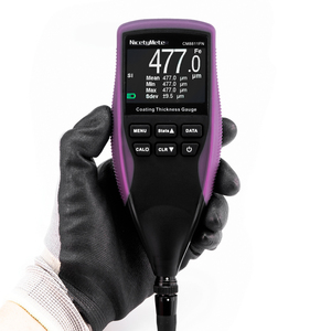 Image 2 - Nicety CM8811FN Car Paint Thickness Gauge Coating Thickness Meter Paint Gauge Film Meter Thickness Measurement Removable Probe