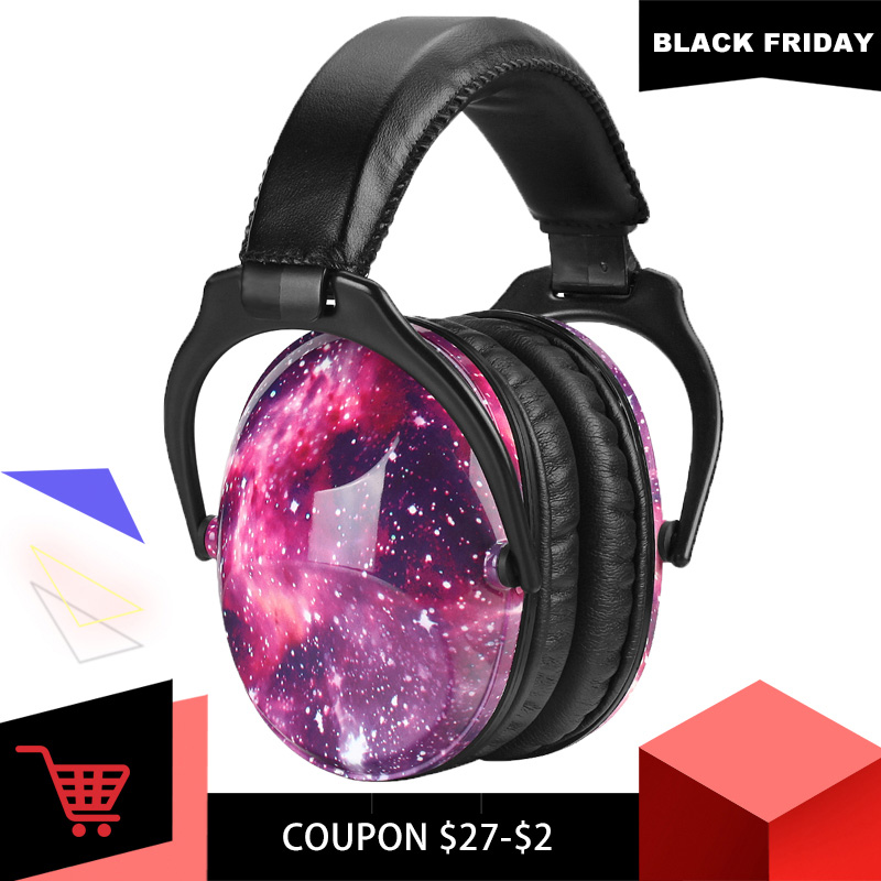 Best Hearing Protection >> Us 8 66 49 Off Zohan Kids Ear Protection Safety Ear Muffs Nrr 22db Noise Reduction Ear Defenders Best Hearing Protectors For Infants Kids Teens In