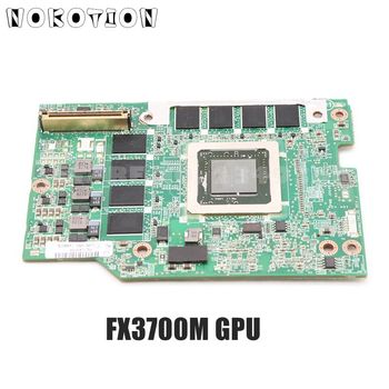 NOKOTION Quadro FX3700M FX 3700M G92M 0D949K FG8RP For Dell Pecision M6400 laptop Video VGA Graphics card
