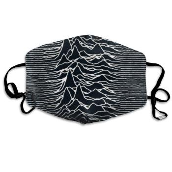 цена Mouth Mask Joy Division Unknown Pleasures Print Masks - Breathable Adjustable Windproof Mouth-Muffle, Camping Running for Women онлайн в 2017 году