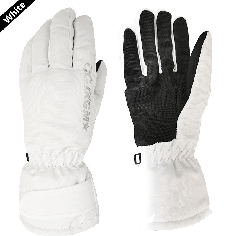 New Men And Women's Ski Gloves Snowboard Gloves Snowmobile Motorcycle Riding Winter Gloves Windproof Waterproof  Snow Gloves