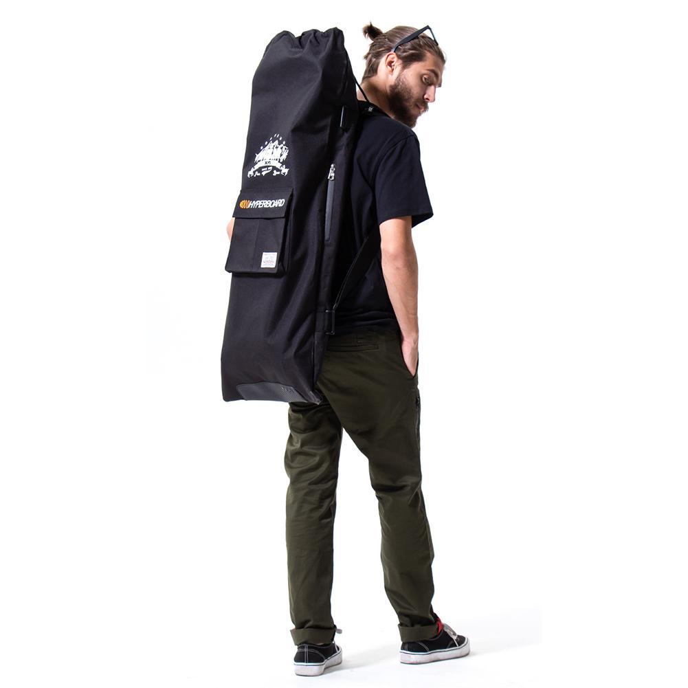Professional Electric Skateboard Bag Shoulder Double Rocker Multifunctional Design  Electric Drawstring Bag Skateboard Backpack