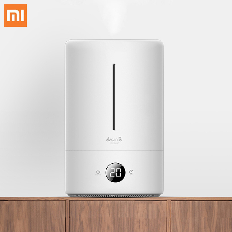 Xiaomi 5L Air Humidifier Large Aromatherapy Machine Ultrasound Atomization Humidifier Office Household 35DB Mute Humidifier