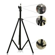 2 м светильник Штатив для фотостудии Аксессуары для софтбокса Фото Видео светильник ing Flashgun лампы/Зонт вспышка 200 см