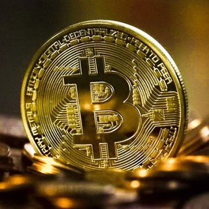 Gold Plated Bitcoin Coin Collectible Great Gift Bit Coin Art Collection Physical Gold Commemorative Coins Creative Souvenir(China)