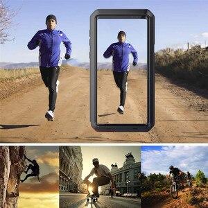 Image 3 - Funda de Metal a prueba de golpes para Samsung Galaxy S7 Edge S8 S9 S10 Plus S10e Note 10 9 8, funda protectora completa + película