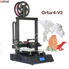 Ortur4-V1 Upgraded Version of Power Failure Continued to Play Linear Guide Rail 260*310*305MM large Printing DIY 3D Printer Kit wanhao 3d printer parts d7 v1 5 upgrade kit v1 3 v1 4 upgrade to v1 5 upgrade pack
