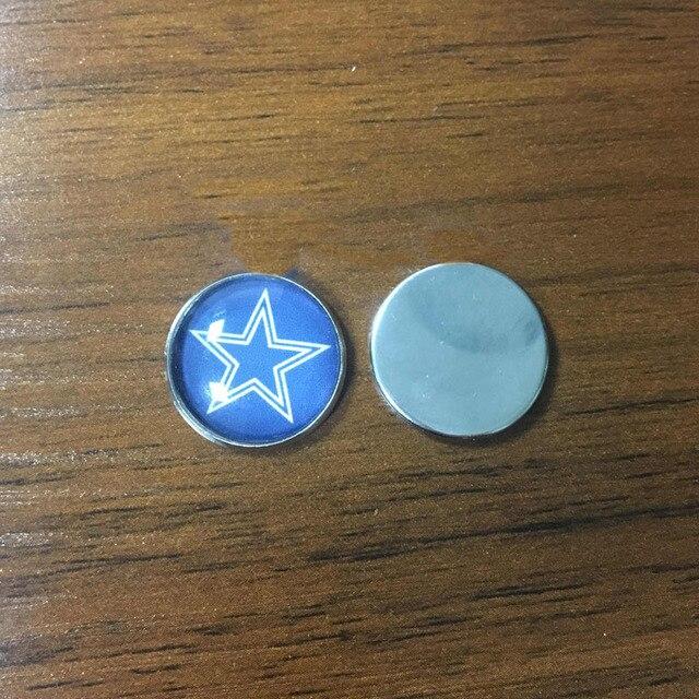 ¡Venta al por mayor! 1000 Uds. Dijes personalizados para deportes, béisbol, béisbol, baloncesto, abalorios de cristal personalizados de 18mm