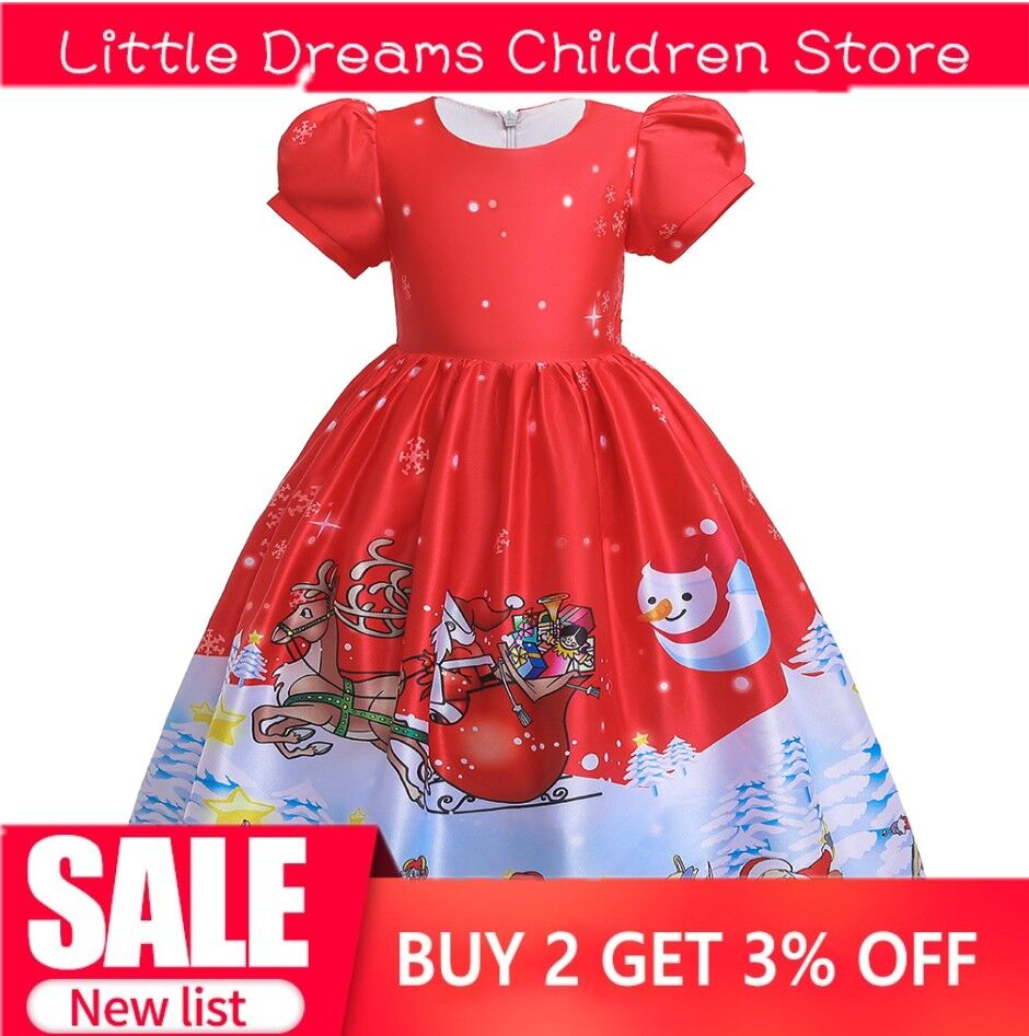 Princess-Girls-Dolls-Tiers-Tutu-Dress-Applique-Ball-Gown-Girls-Dress-Tiers-Layers-Rainbow-Baby-Party