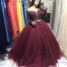16-Ball Gowns Quinceanera-Dresses ANGELSBRIDEP Sweet Debutante Tulle Aos Full Vestidos-De-15