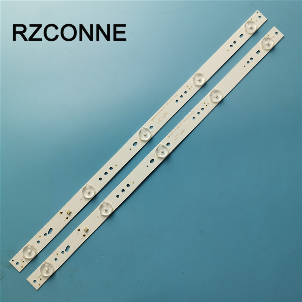 440mm LED Backlight Lamp Strip 5lamps For ZK236D05-ZC21AG-02