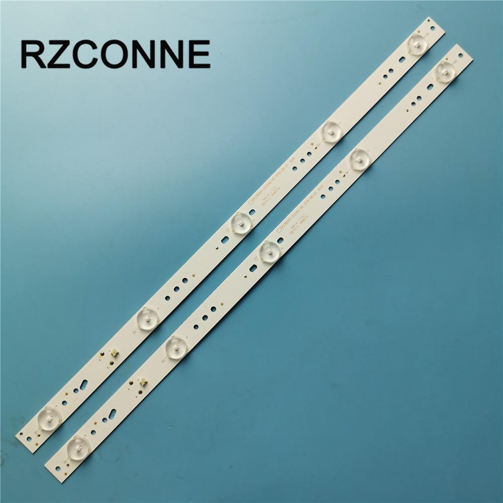 440mm LED Backlight Lamp Strip 5lamps For ZK236D05-ZC21AG-02