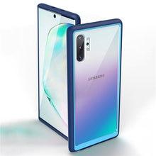 SUPCASE чехол для Samsung Galaxy Note 10 Plus (2019 Release) UB Style, Премиум Гибридный бампер из ТПУ, Защитная прозрачная задняя крышка из поликарбоната